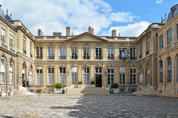 Hôtel de Roquelaure © INPN - Libre de droit