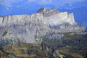 Désert du Platé, Haute-Savoie © P. De Wever