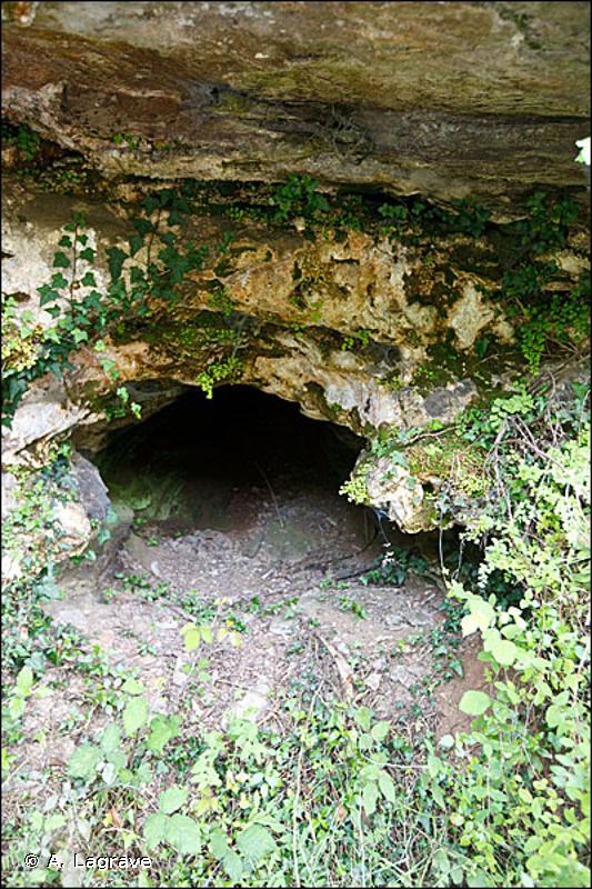 H1.2 - Intérieurs des grottes - EUNIS