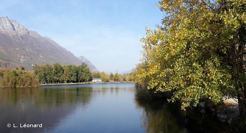 Réseau de zones humides dans la Combe de Savoie et la moyenne vallée de l'Isère