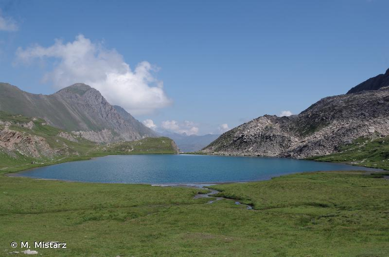 Haut Guil - Mont Viso - Val Preveyre