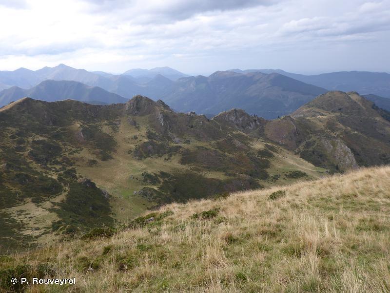 Massif du Mont Valier