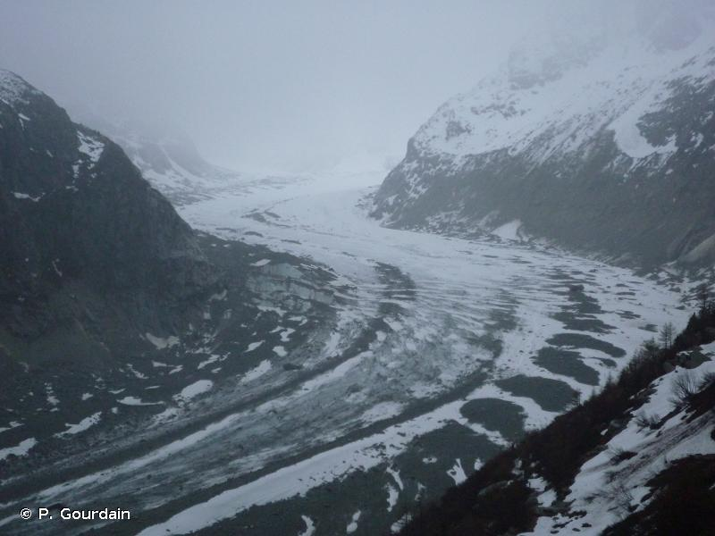 H4.2 - Calottes glaciaires et glaciers vrais - EUNIS