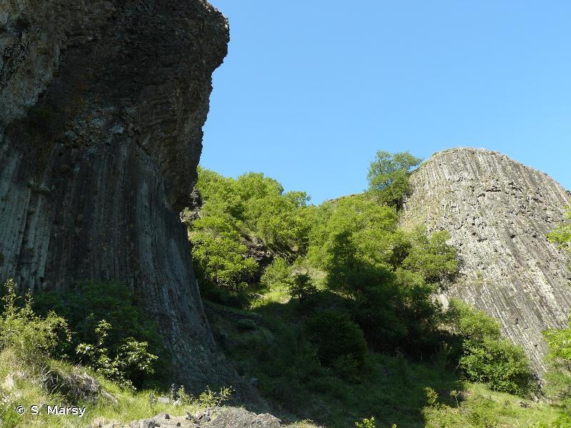 Gorges de l'Allier et affluents