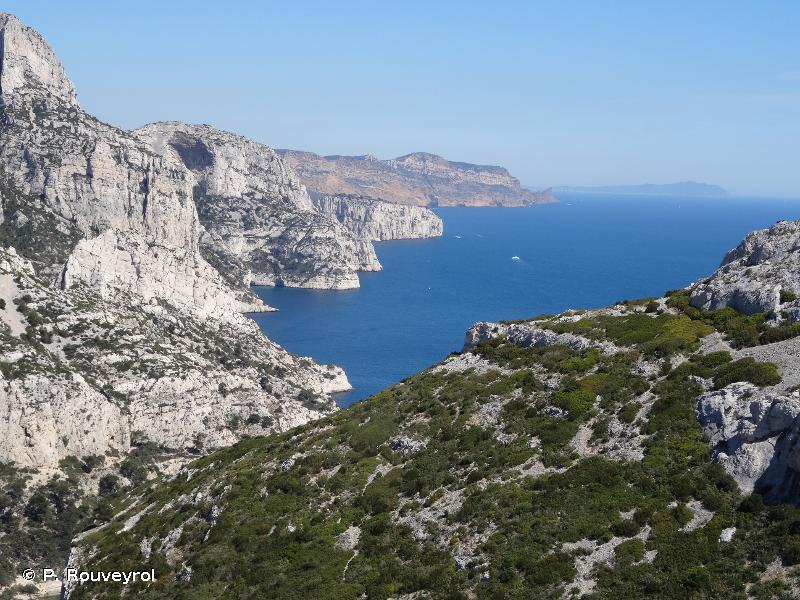 Calanques et îles marseillaises - Cap Canaille et massif du Grand Caunet