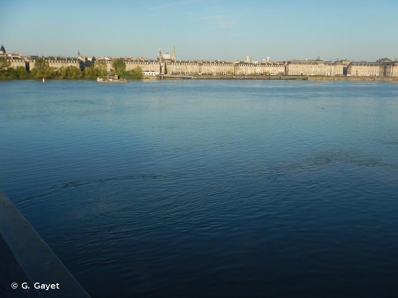 La Garonne en Nouvelle-Aquitaine