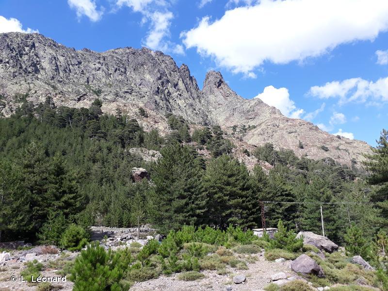 Massif montagneux du Cinto