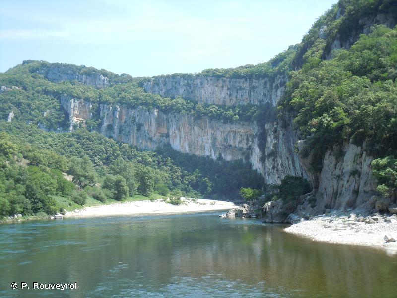 Basse Ardèche urgonienne