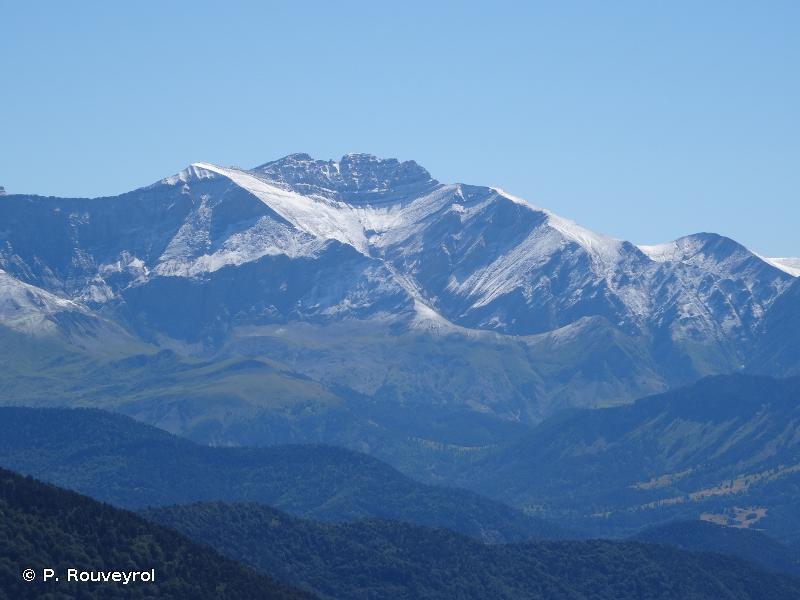 Cheval Blanc - Montagne de Boules - Barre des Dourbes