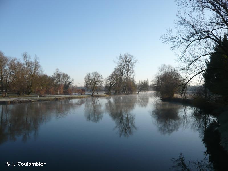 Vallée de la Charente entre Angoulème et Cognac et ses principaux affluents (SOLOIRE, BOEME, ECHELLE)
