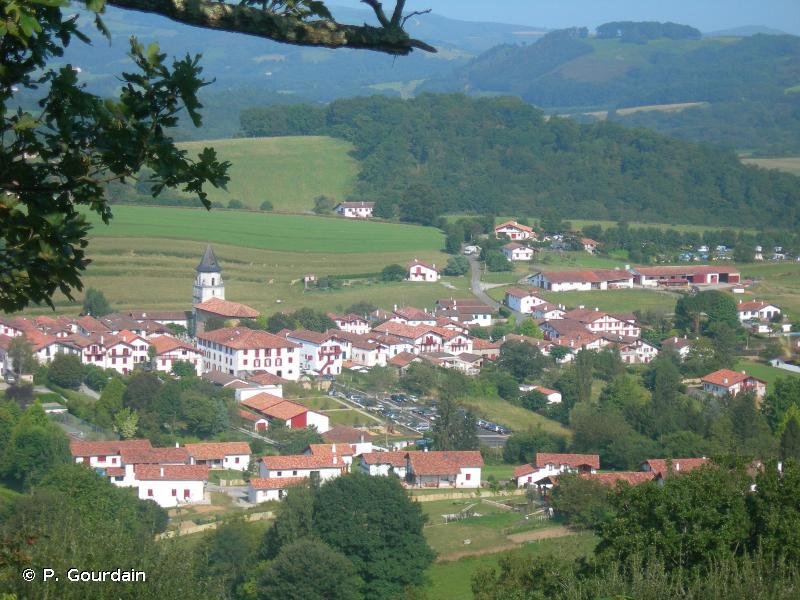 86.2 - Villages - CORINE biotopes