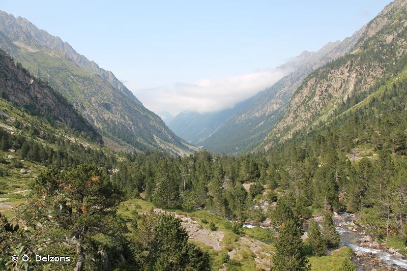 Massif du Vignemale et vallées du Marcadau, Gaube et Lutour
