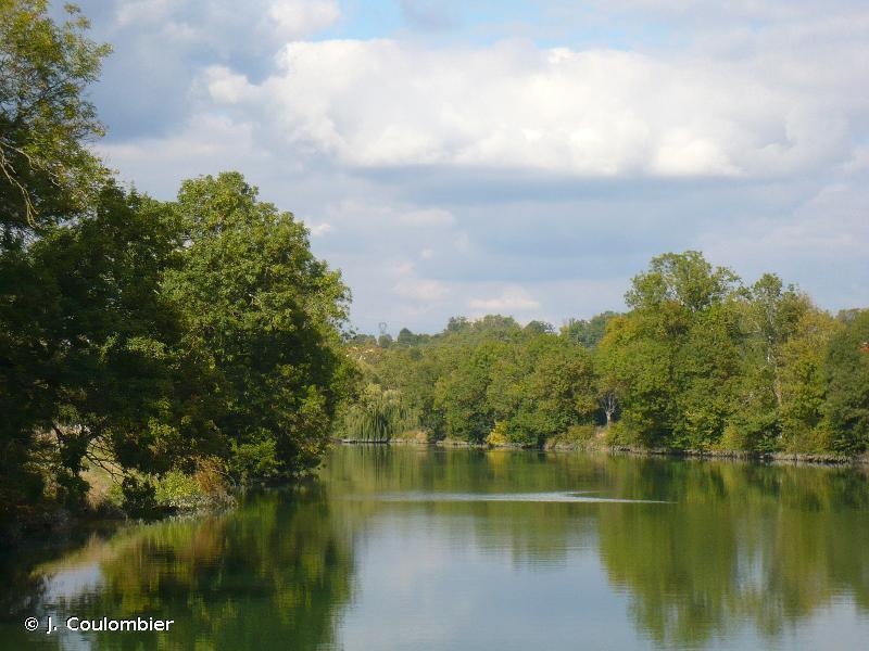 Vallée de la Charente moyenne et Seugnes