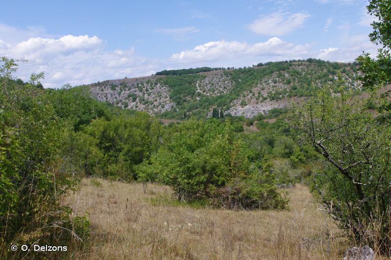 Vallées de l'Ouysse et de l'Alzou