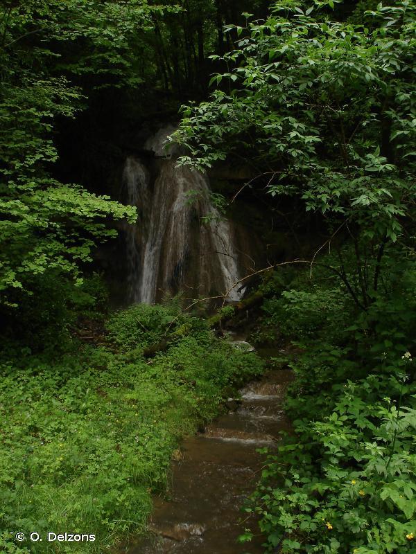 Vallée du Dourdou à Rodelle