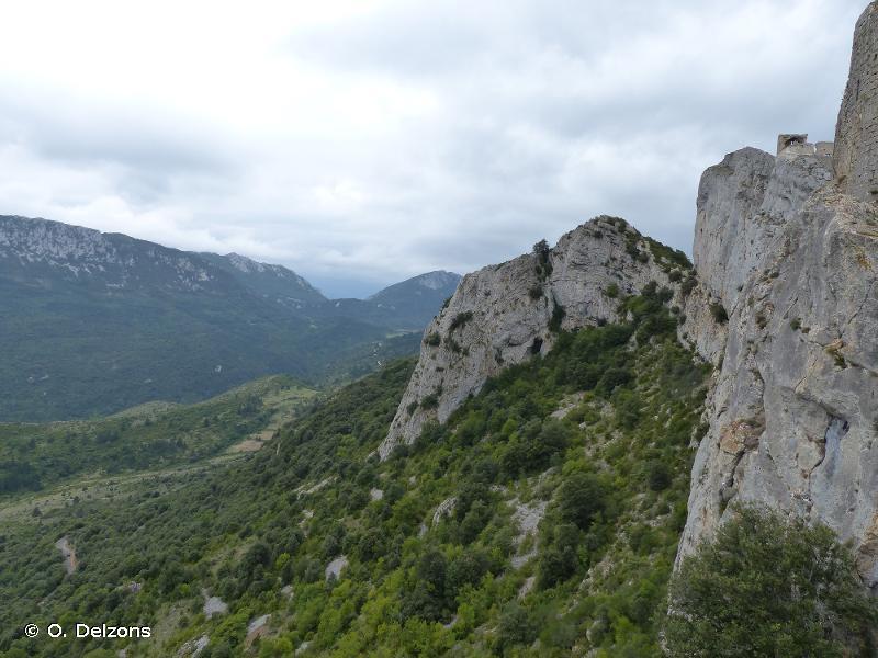 Massif du Roc des Sagnes et de Peyrepertuse