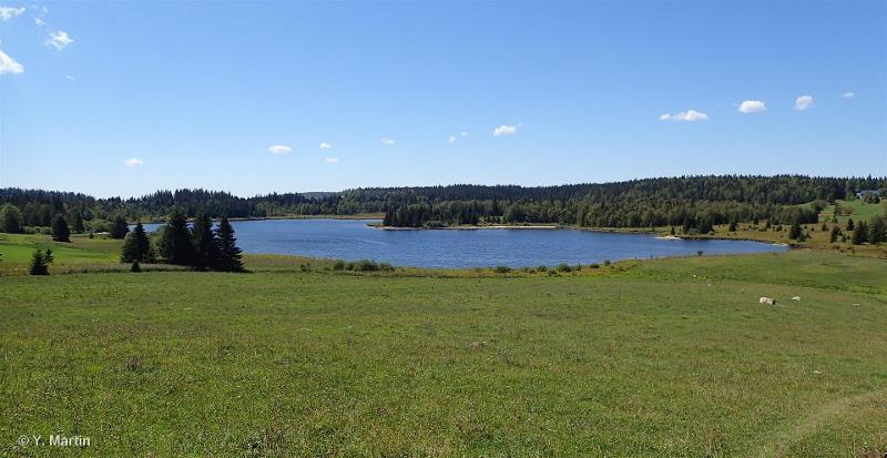 Tourbières et lacs de Chapelle-des-Bois et de Bellefontaine les Mortes