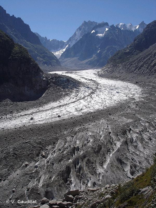 H4.22 - Glaciers de cirque et de vallée - EUNIS