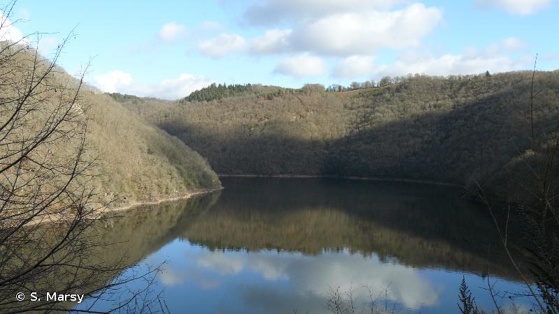 Gorges de la Dordogne, de l'Auze et de la Sumène