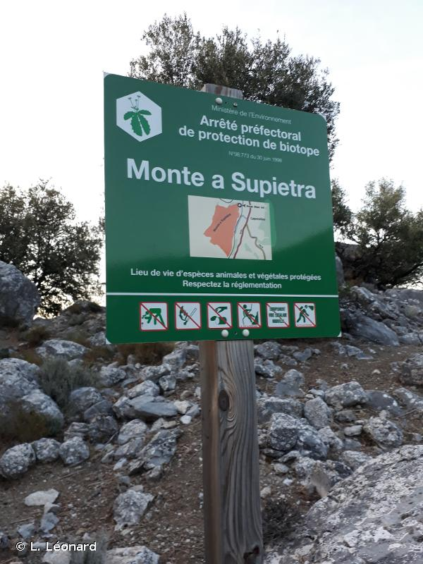 Monte A Supietra