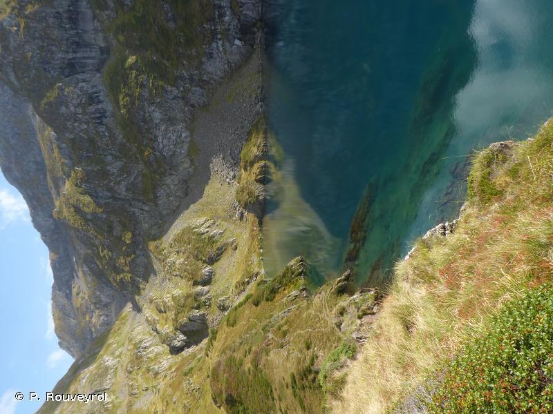 Vallée du Riberot et massif du Mont Valier