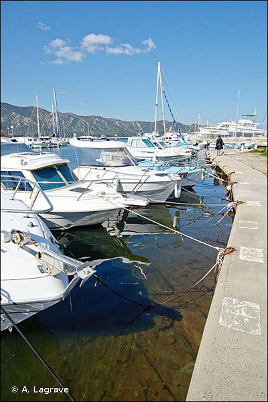 89.11 - Ports maritimes - CORINE biotopes