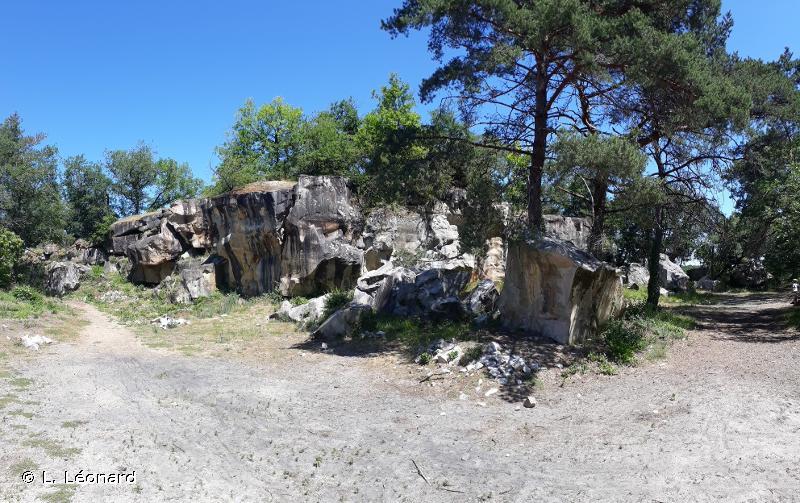 Sites Géologiques Du Département De L'Essonne