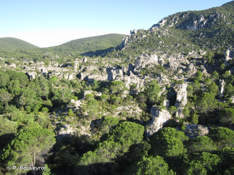 Chaos dolomitique de Mourèze