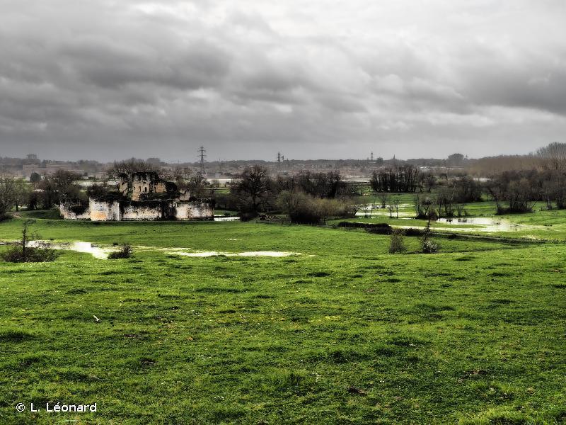 Réseau hydrographique des Jalles de Saint-Médard et d'Eysines