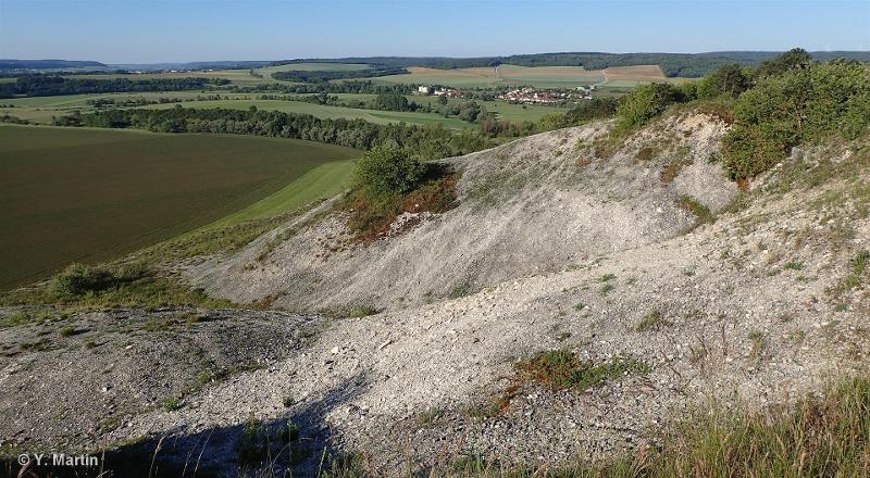 Pelouses, forêt et fort de Pagny-la-Blanche-Côte