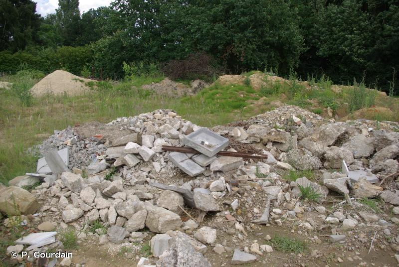 J6.1 - Déchets provenant de la construction et de la démolition de bâtiments - EUNIS