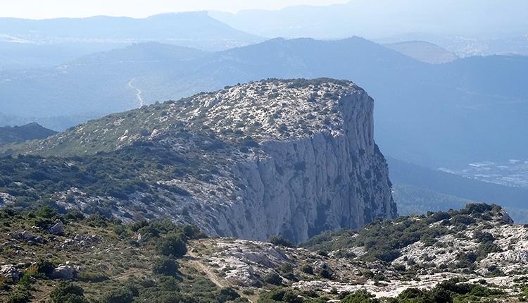Massif de la Sainte-Baume (site Natura 2000 FR9301606) © P. Rouveyrol