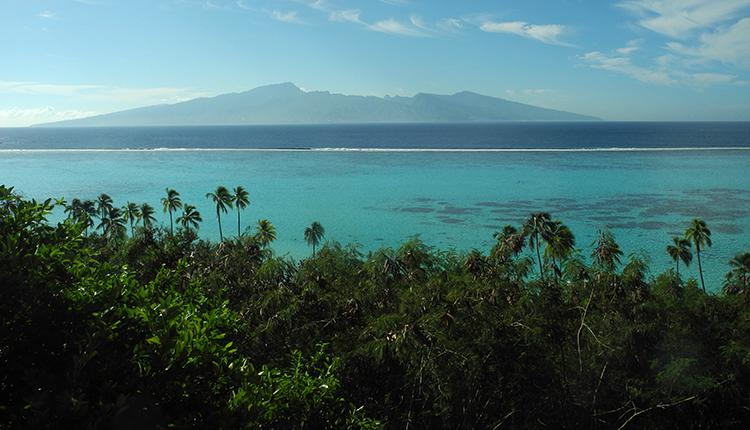 Polynésie française © G. Gigot