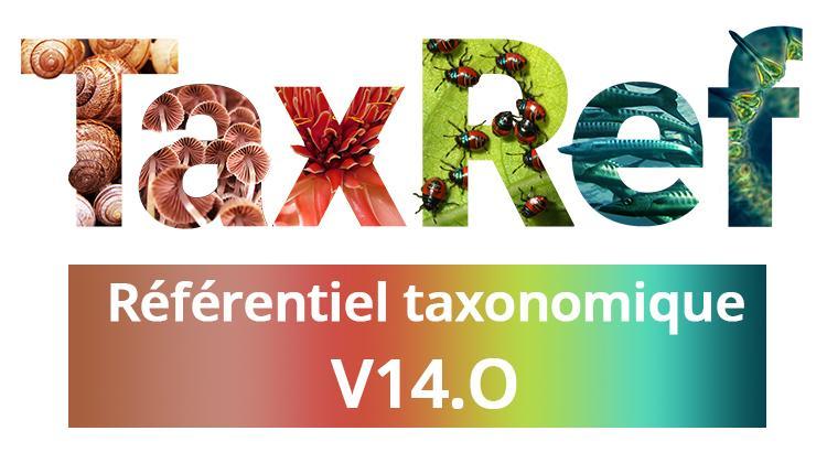 Logo TaxRef © UMS PatriNat
