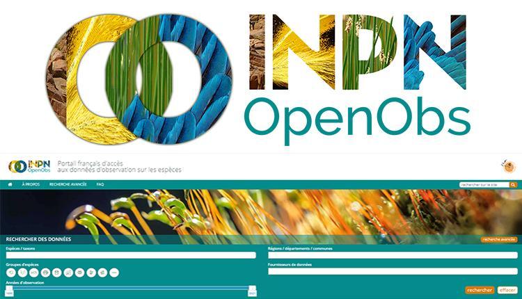 Site OpenObs © INPN