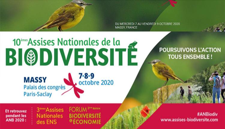 10es Assises nationales de la biodiversité © DR