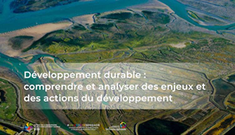 MOOC Développement durable © DR