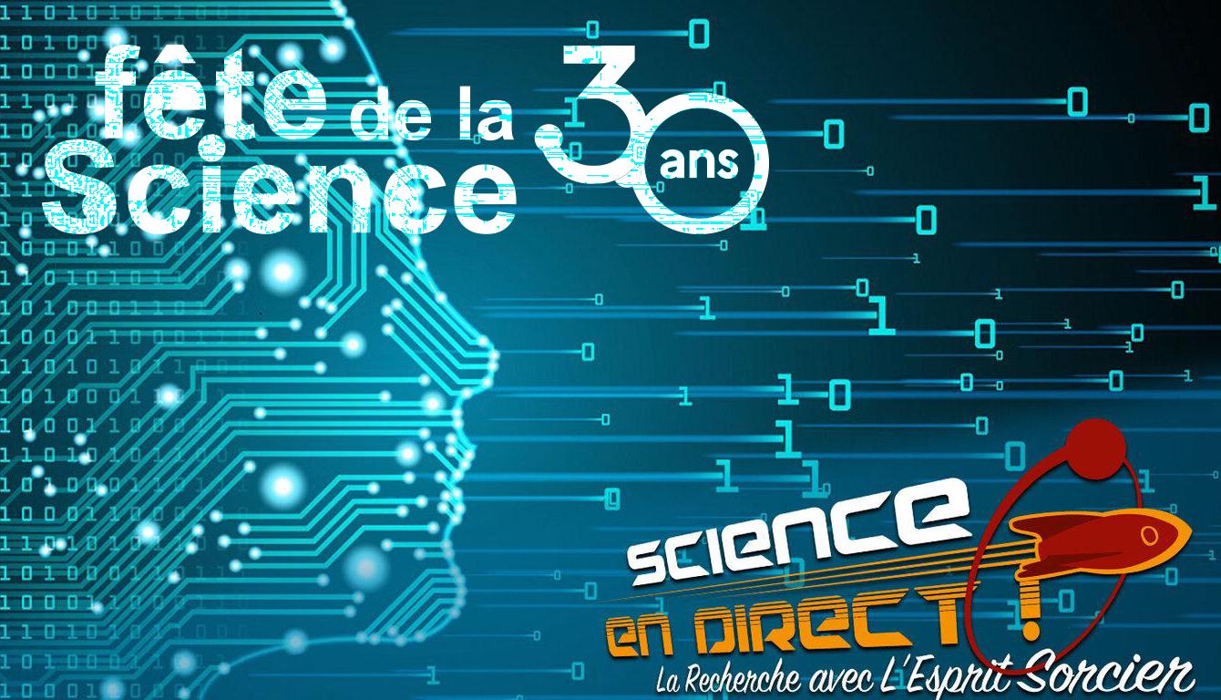 Fête de la science 2021 © DR