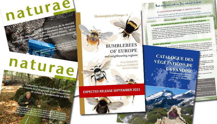 Publications Août 2021