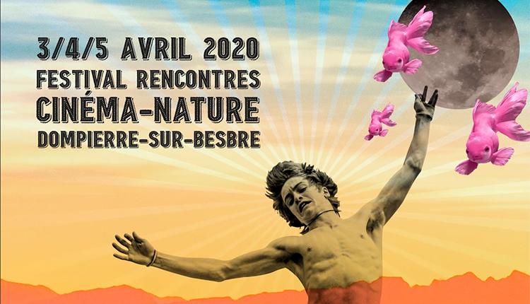 3-5 avril 2020 - Rencontres Cinéma Nature, Dompierre-sur-Besbre